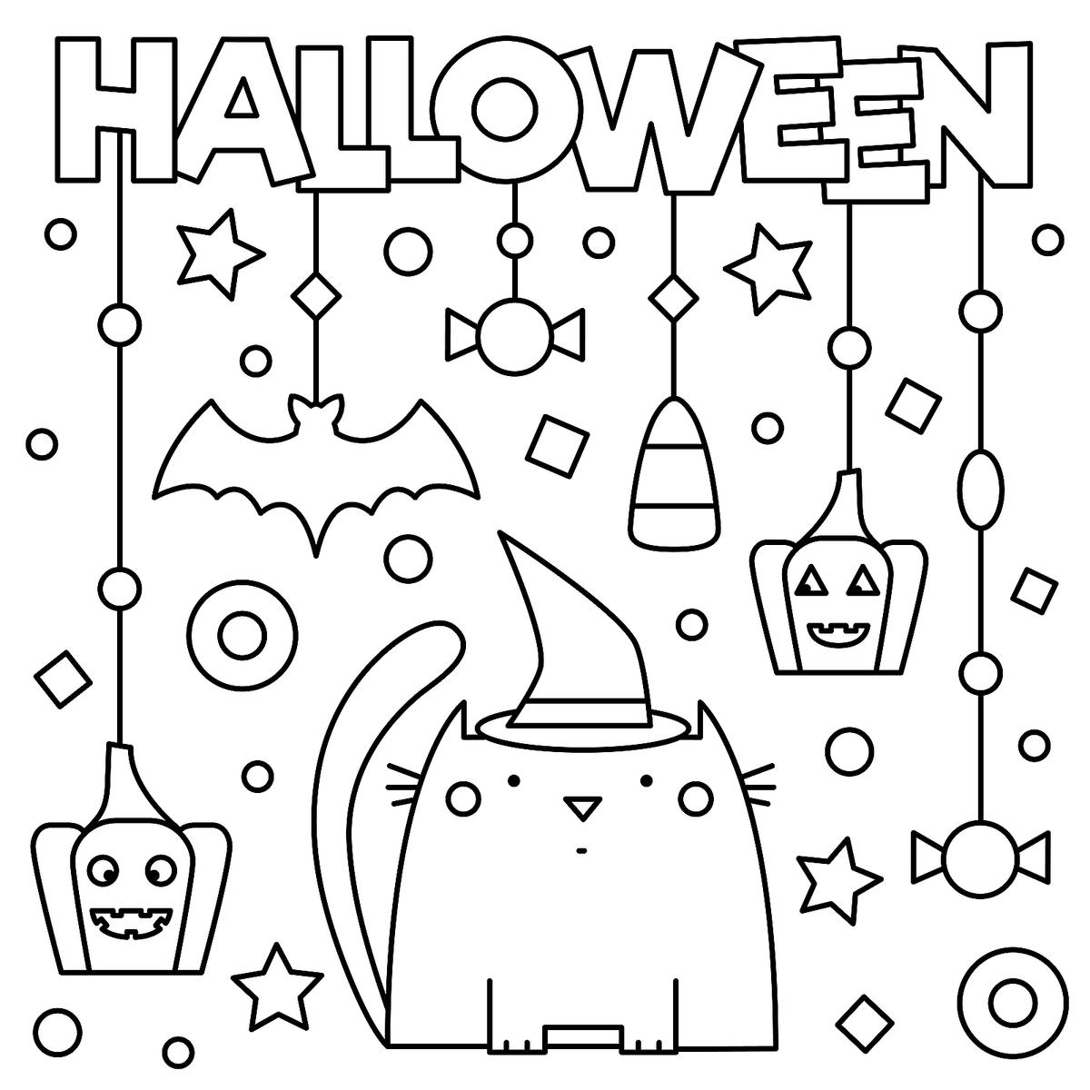 coloring halloween activities halloween coloring pages download free coloring sheets coloring halloween activities