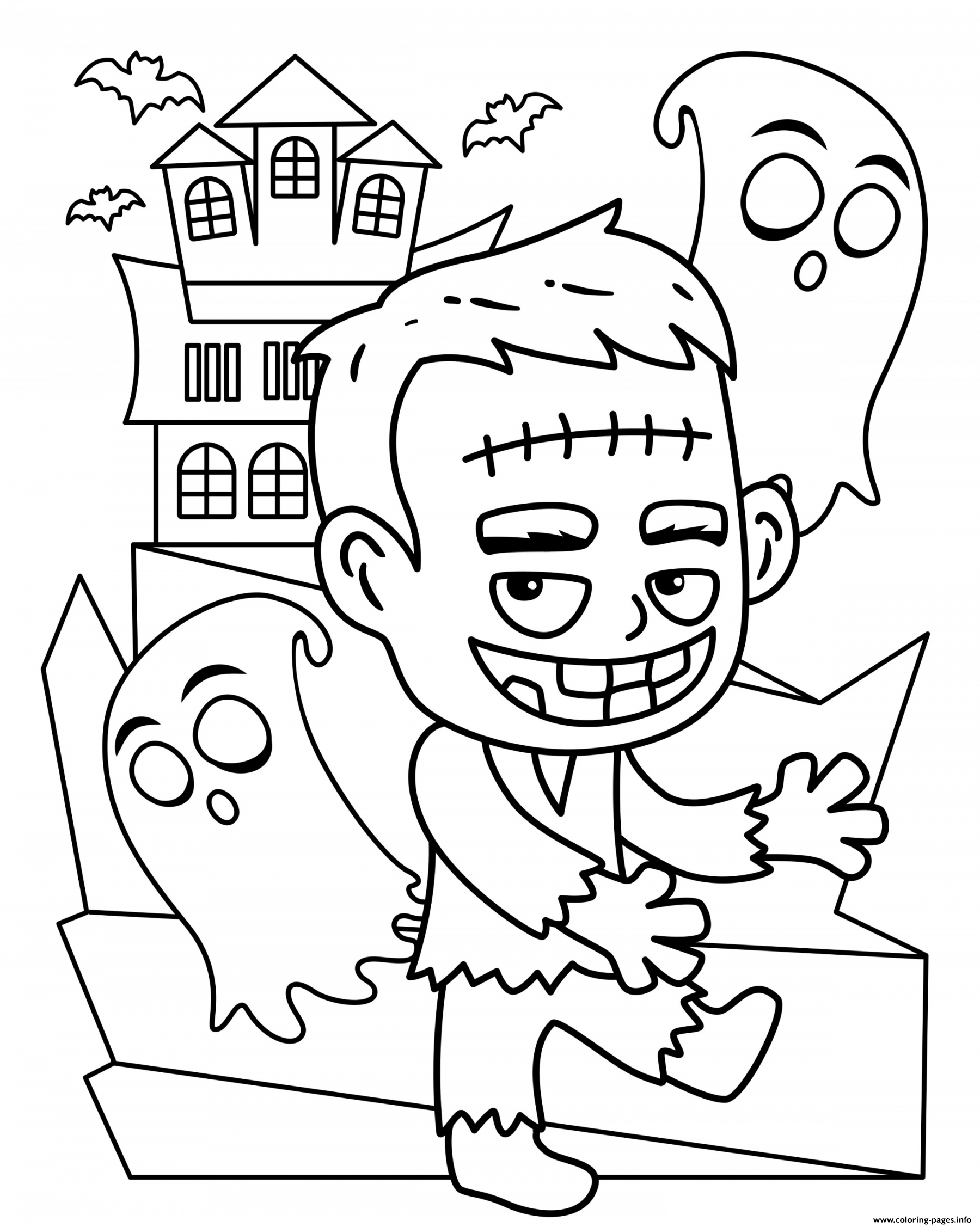 coloring halloween kids top 10 halloween coloring pages for kids to consider this halloween kids coloring