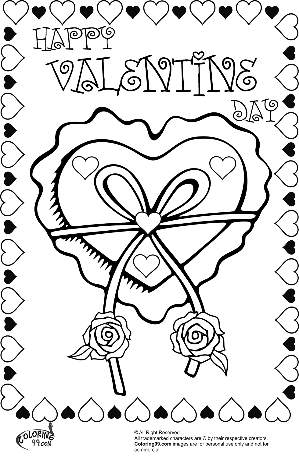 coloring hearts and roses hearts and roses for the love one coloring page color luna hearts and roses coloring