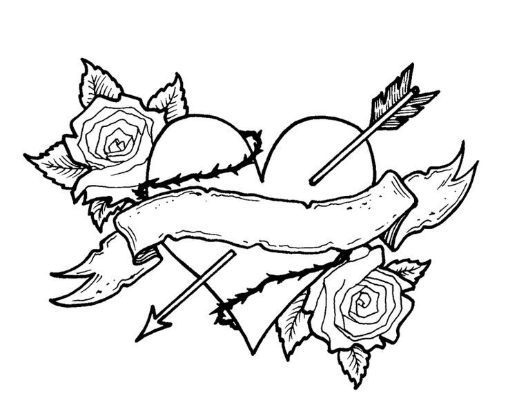 coloring hearts and roses valentine heart coloring pages minister coloring and roses coloring hearts