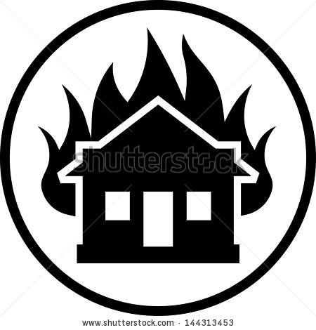 coloring house on fire clipart black and white black and white fire house clipart 20 free cliparts black on house fire coloring clipart and white