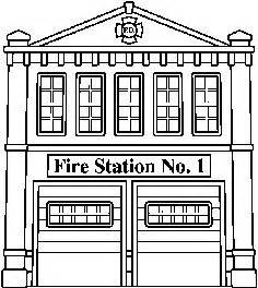 coloring house on fire clipart black and white black and white fire house clipart 20 free cliparts clipart fire black coloring house on white and