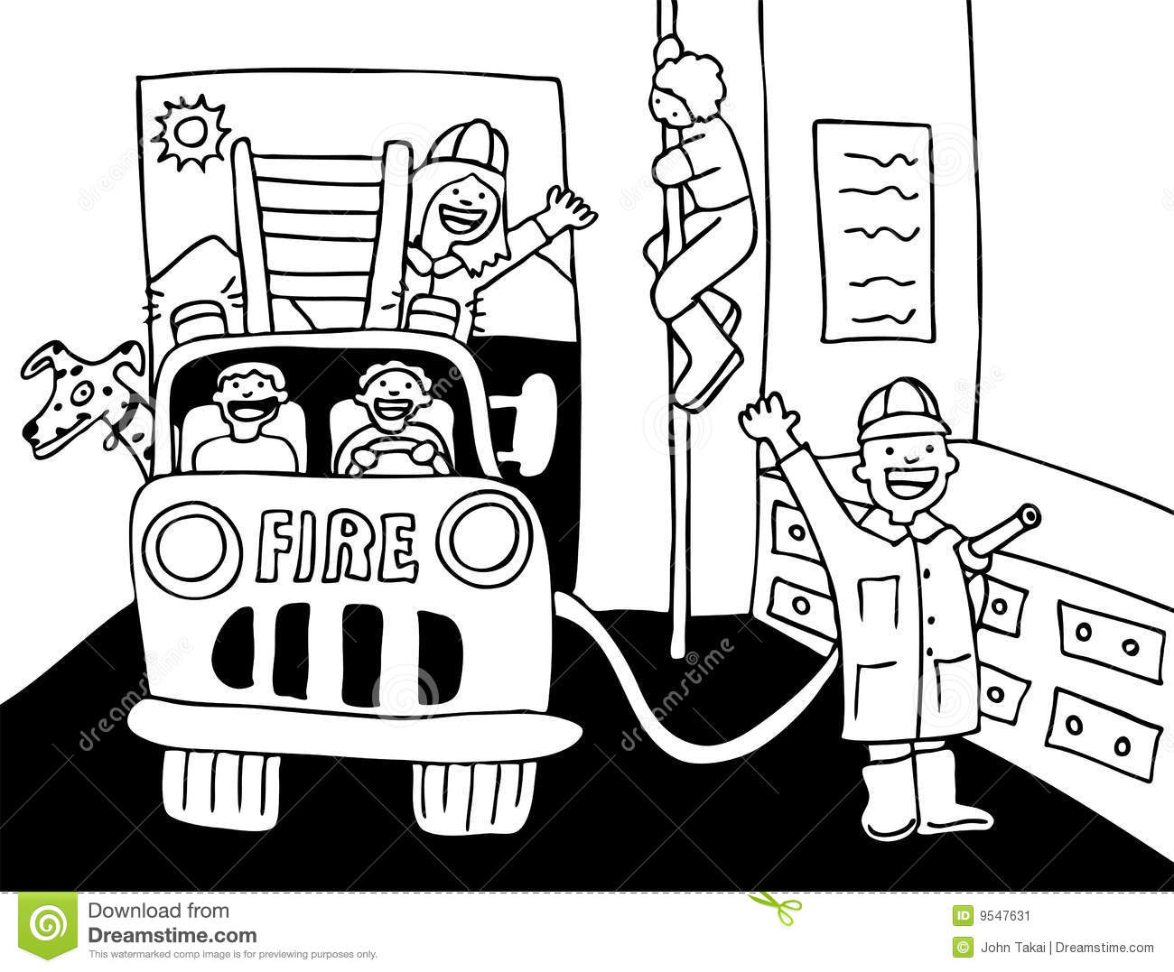 coloring house on fire clipart black and white black and white fire house clipart 20 free cliparts on coloring and clipart black fire house white