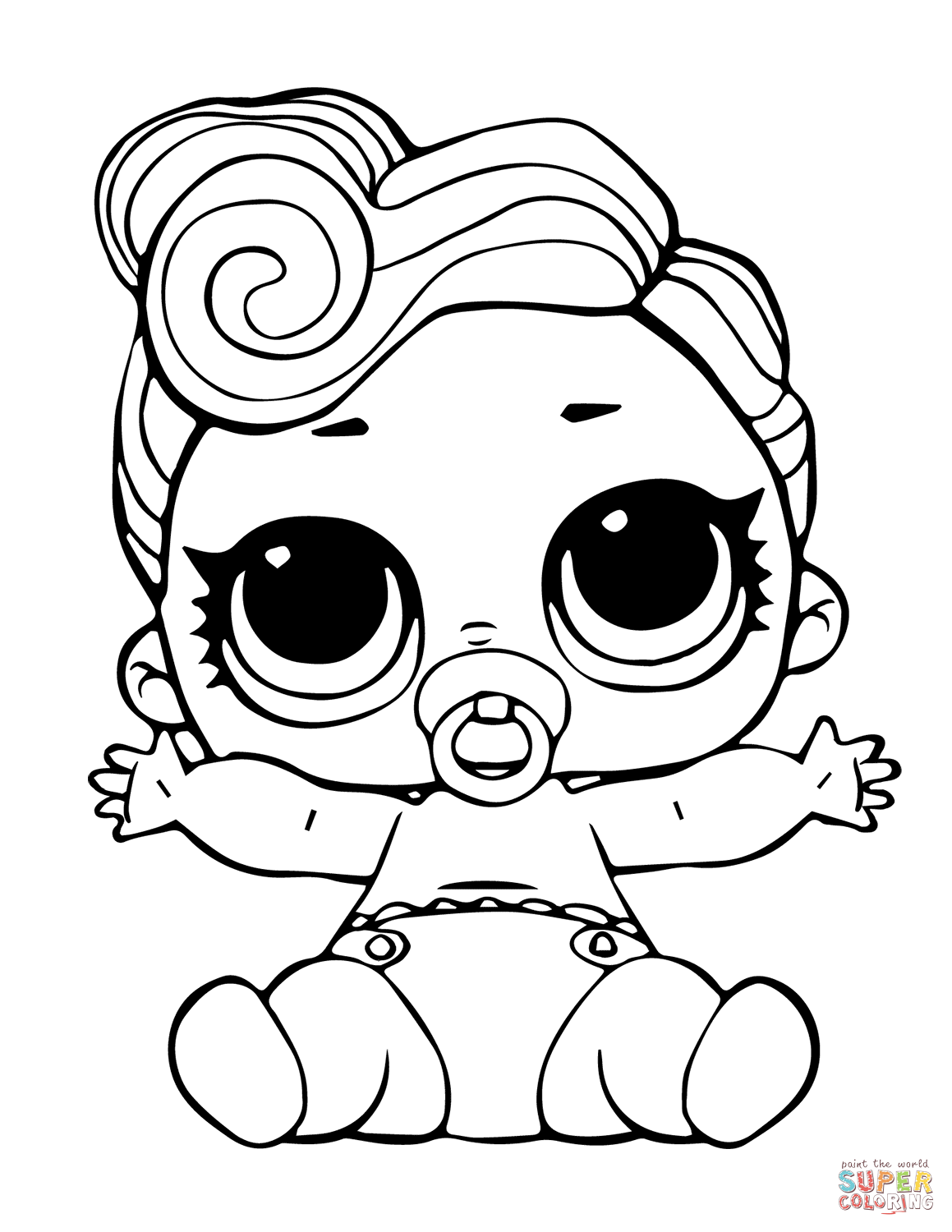 coloring images lol lol dolls coloring pages best coloring pages for kids coloring images lol