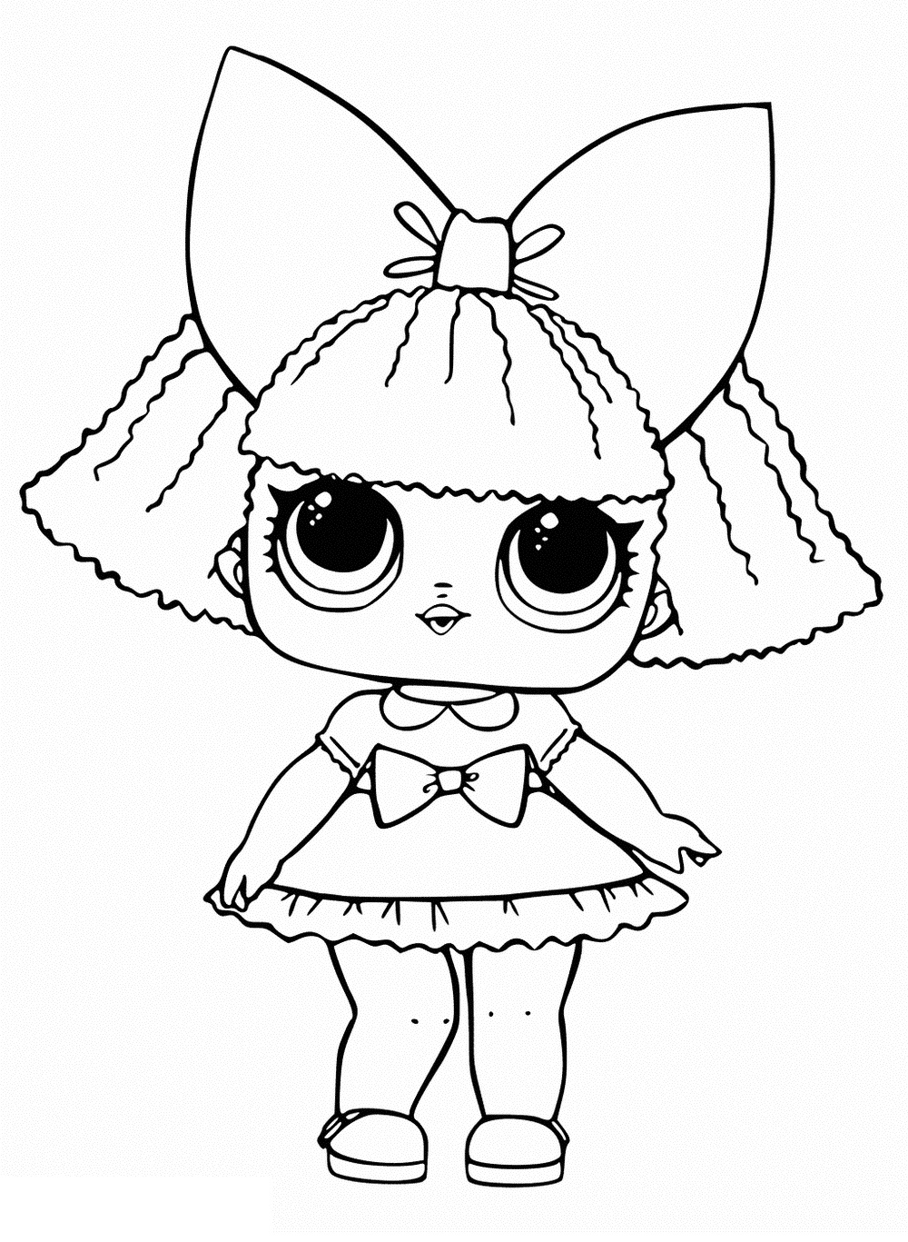 coloring images lol lol surprise dolls coloring pages print them for free coloring lol images
