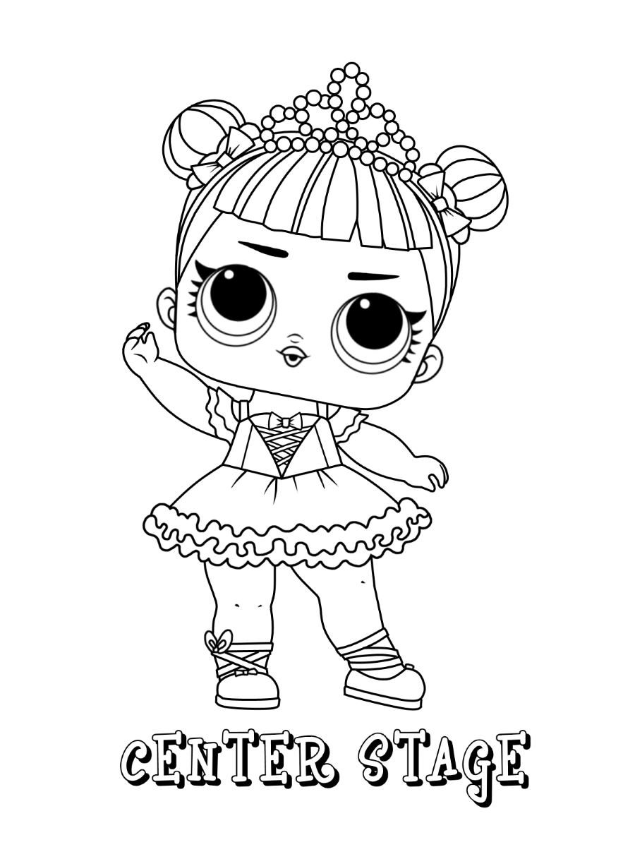 coloring images lol lol surprise dolls coloring pages print them for free images coloring lol 1 1