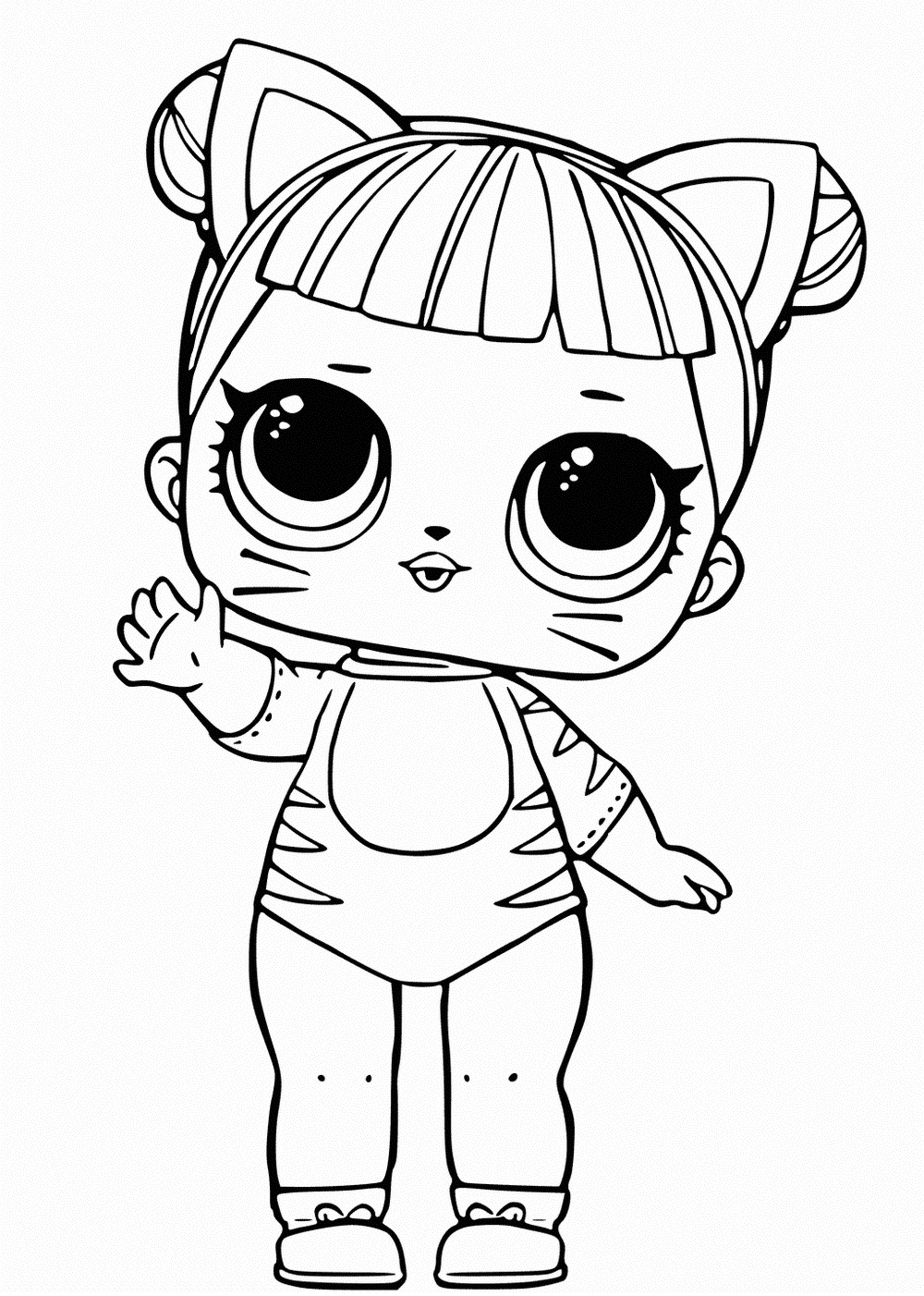 coloring images lol lol surprise dolls coloring pages print them for free lol coloring images