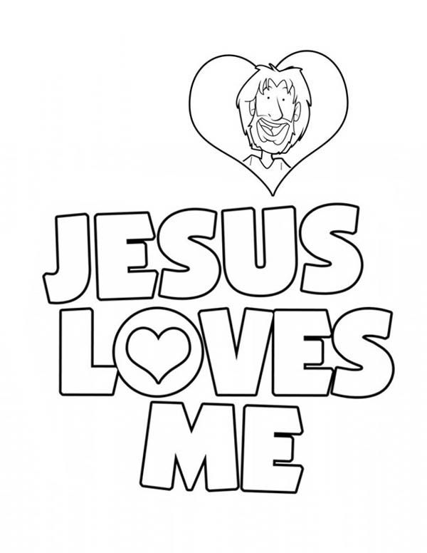coloring jesus loves me 32 cool images of jesus loves me coloring page printables loves coloring jesus me