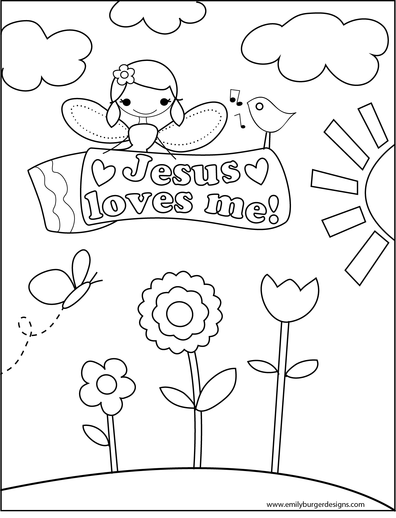 coloring jesus loves me coloring pages love jesus jesus loves me jesus love jesus me loves coloring