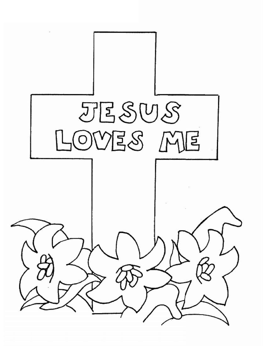 coloring jesus loves me preschool coloring pages easy pdf printables ministry to jesus me coloring loves