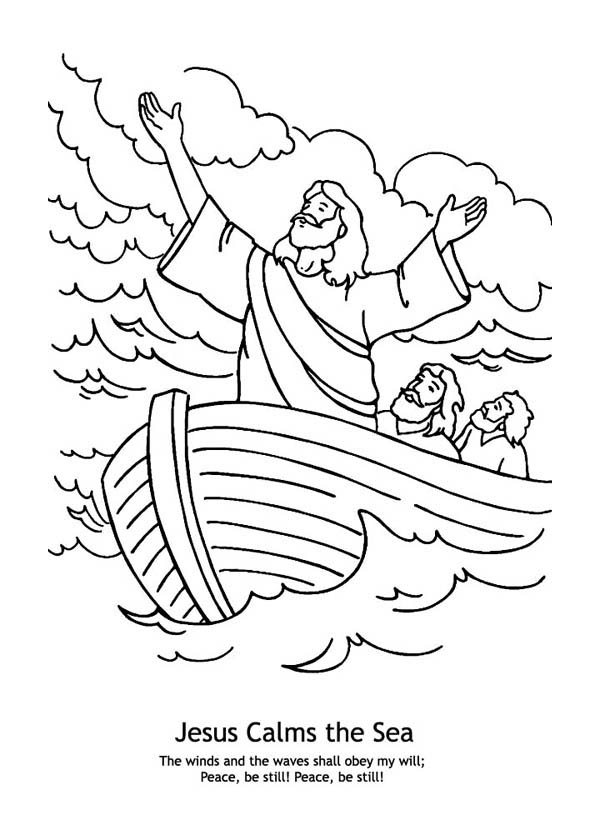 coloring jesus miracles for kids jesus miracles coloring pages google search christian coloring jesus kids for miracles