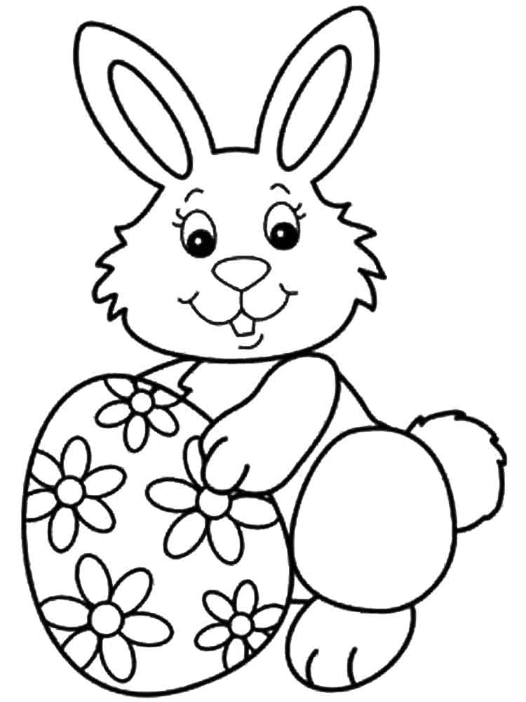 coloring kids rabbit coloring kids rabbit rabbit coloring kids
