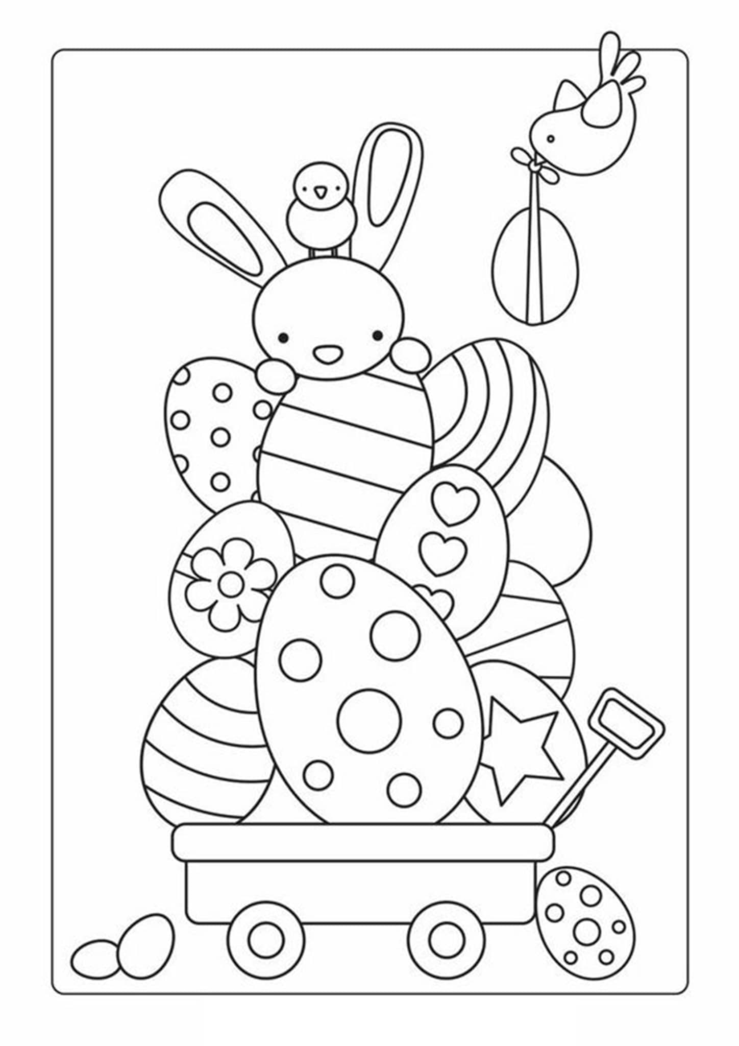 coloring kids rabbit free printable rabbit coloring pages for kids coloring kids rabbit 1 1