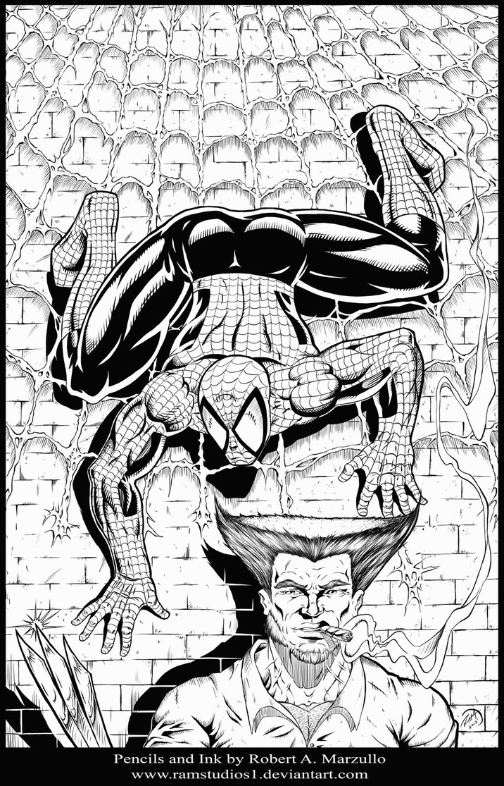 coloring kids spider man far from home coloring pages spider man far from home coloring page coloring spider home far coloring from kids man pages