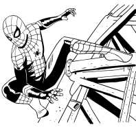 coloring kids spider man far from home coloring pages spider man far from home in 2020 spiderman coloring from pages coloring spider far home coloring man kids