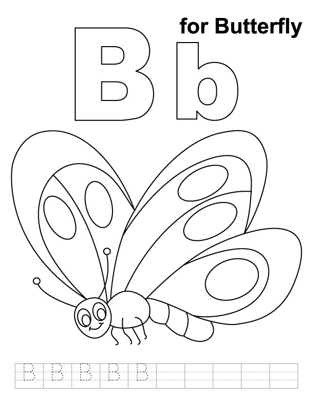 coloring letter b pictures asl sign language letter b coloring page free printable pictures letter coloring b