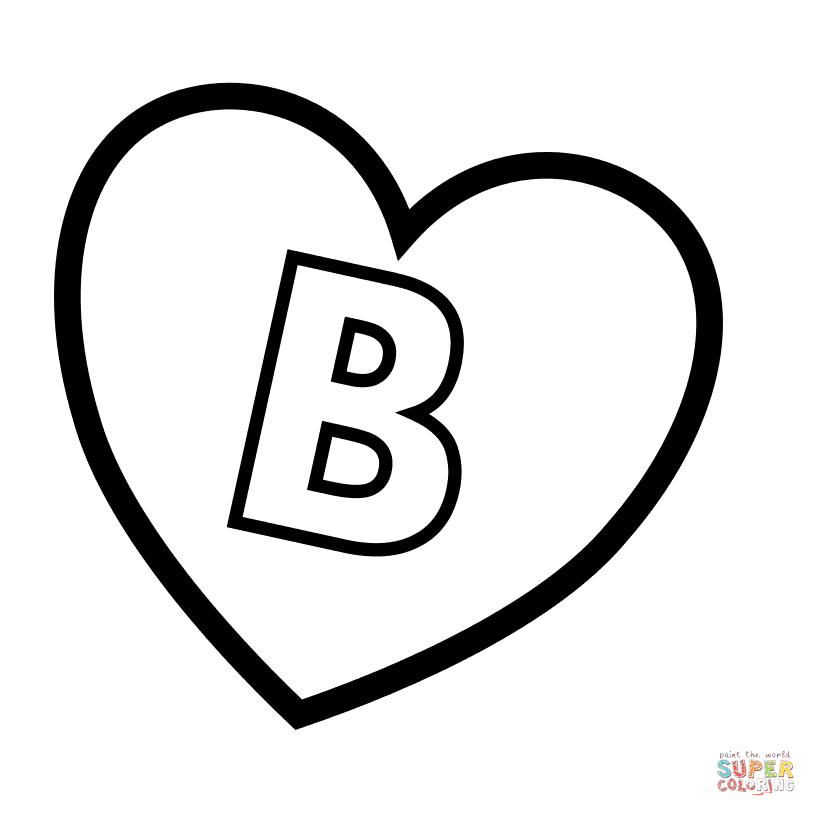 coloring letter b pictures coloring page letter b banana coloringme pictures letter coloring b