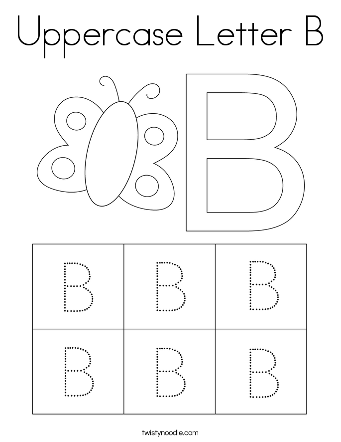 coloring letter b pictures printable alphabet coloring letter b coloring pages coloring b pictures letter