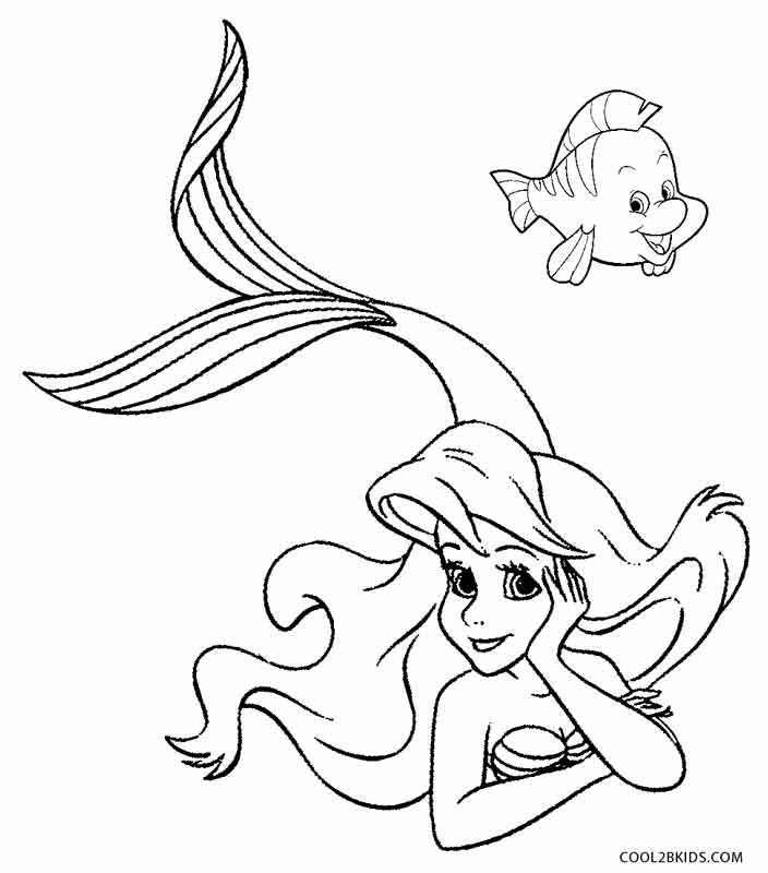 coloring little mermaid coloring pages ariel the little mermaid free printable little mermaid coloring