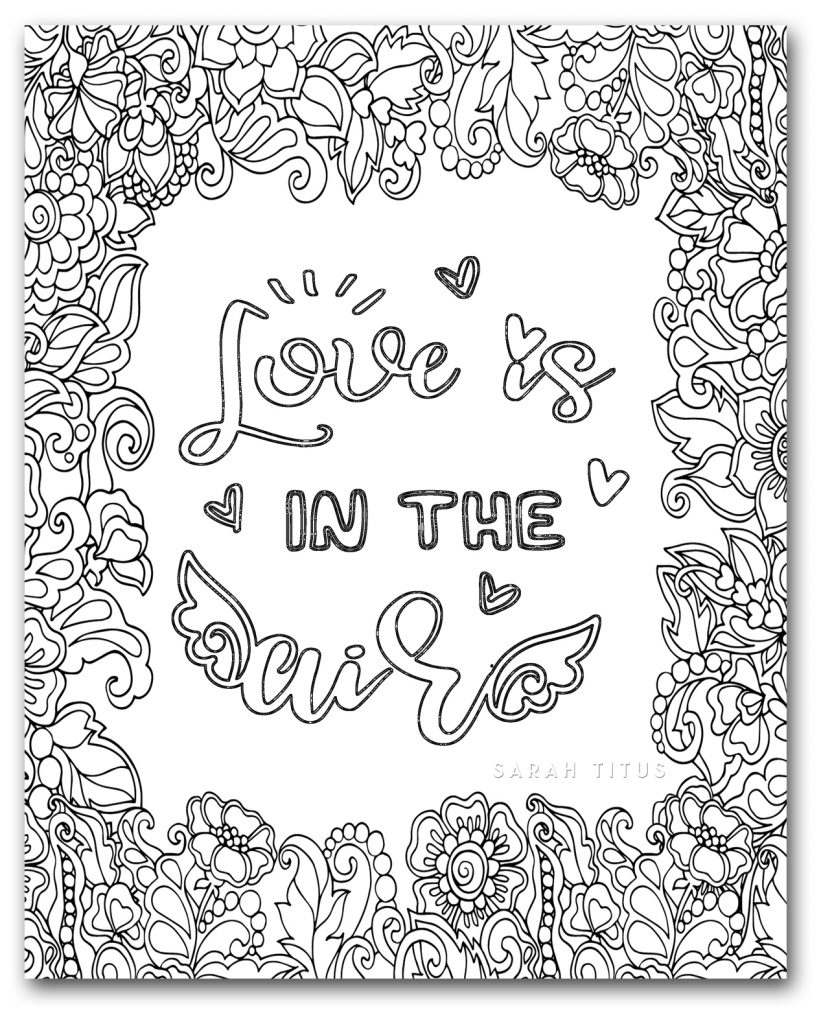 coloring love free printable valentine39s day coloring pages love coloring