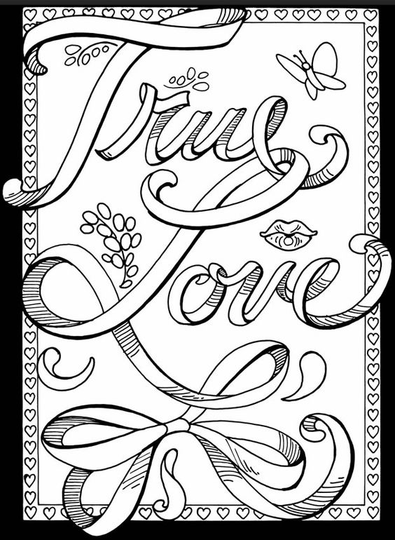 coloring love quoti love you quot coloring pages coloring love 1 1