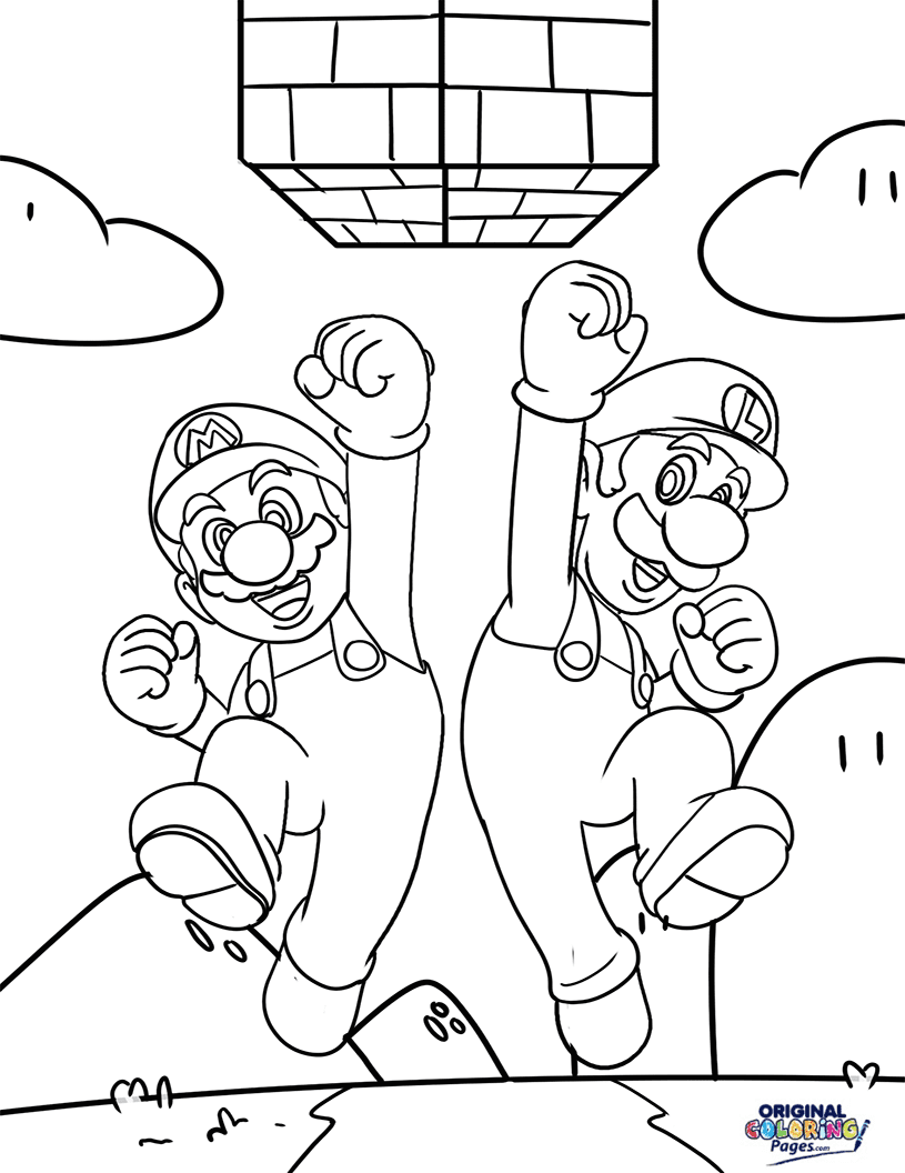 coloring mario mario coloring pages themes best apps for kids coloring mario