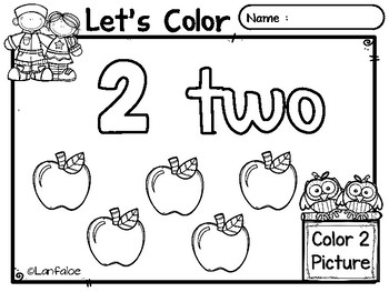 coloring number 20 no prep color by code numbers 1 20 for kindergarten by 20 coloring number