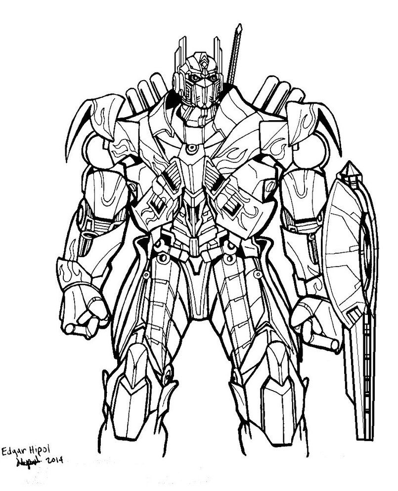 coloring optimus prime transformer action transformers optimus prime coloring printable transformer coloring optimus prime