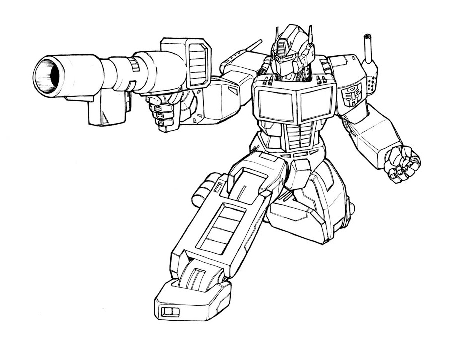 coloring optimus prime transformer coloring pages transformers optimus prime printable optimus coloring prime transformer