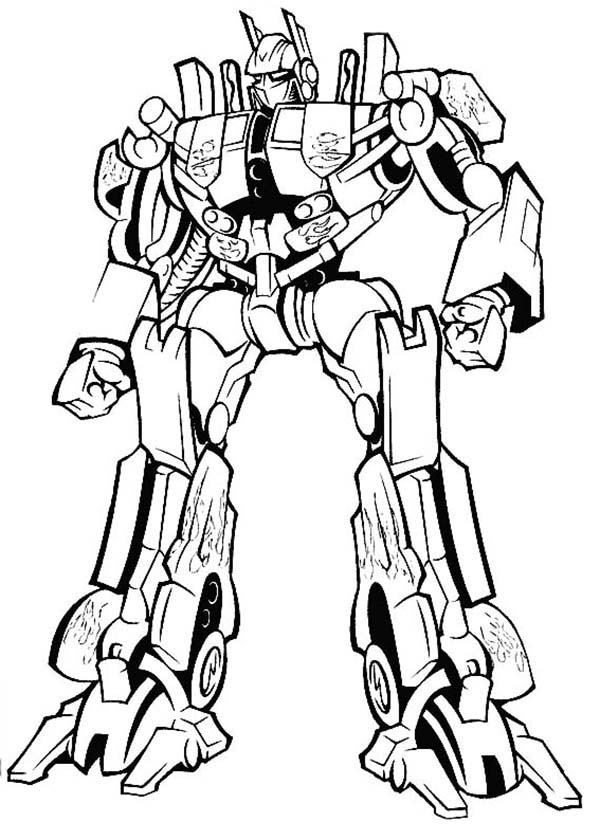 coloring optimus prime transformer coloring pages transformers optimus prime printable optimus transformer coloring prime