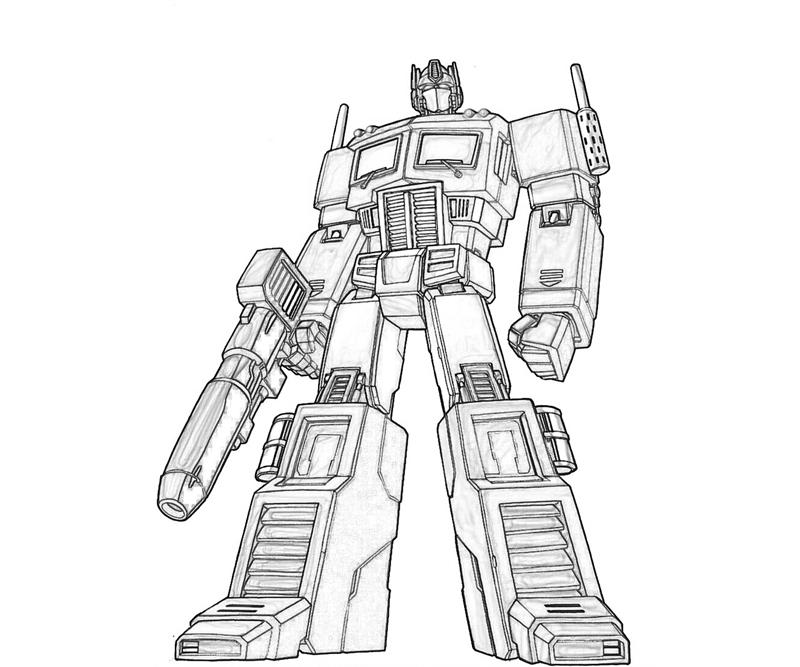 coloring optimus prime transformer free printable optimus prime coloring pages for boys prime transformer coloring optimus