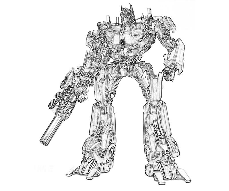 coloring optimus prime transformer free transformer optimus prime coloring pages download transformer coloring optimus prime