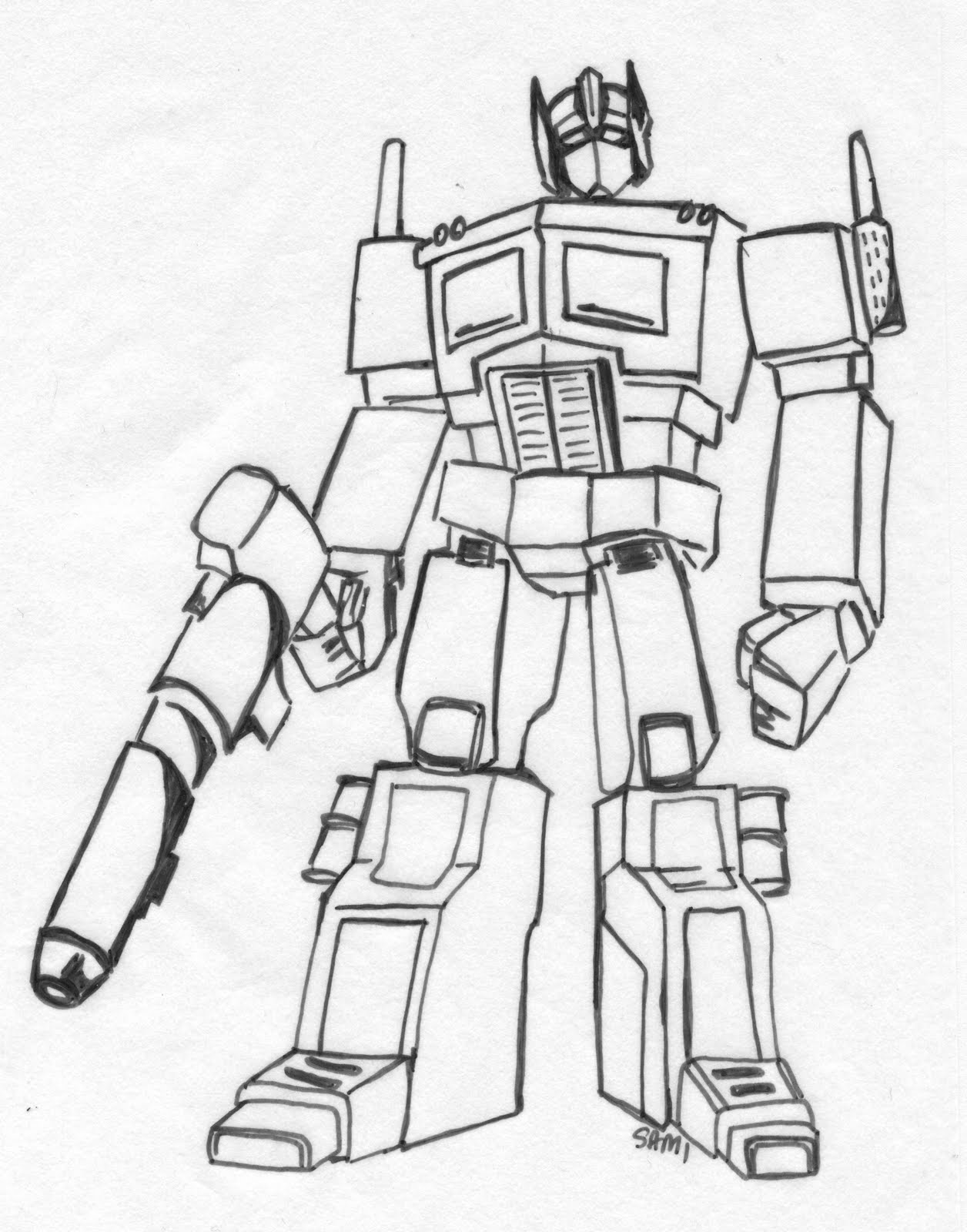 coloring optimus prime transformer optimus prime coloring book print coloring transformers optimus prime transformer coloring