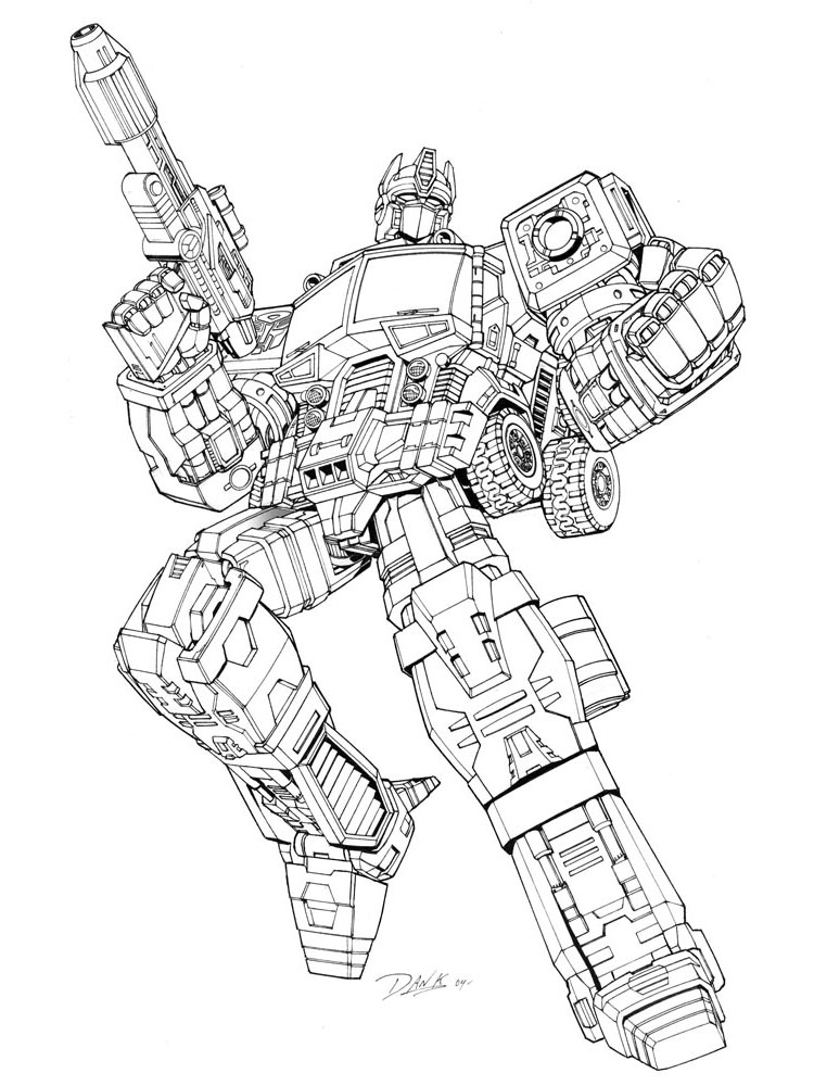 coloring optimus prime transformer optimus prime coloring book print coloring transformers prime optimus transformer coloring