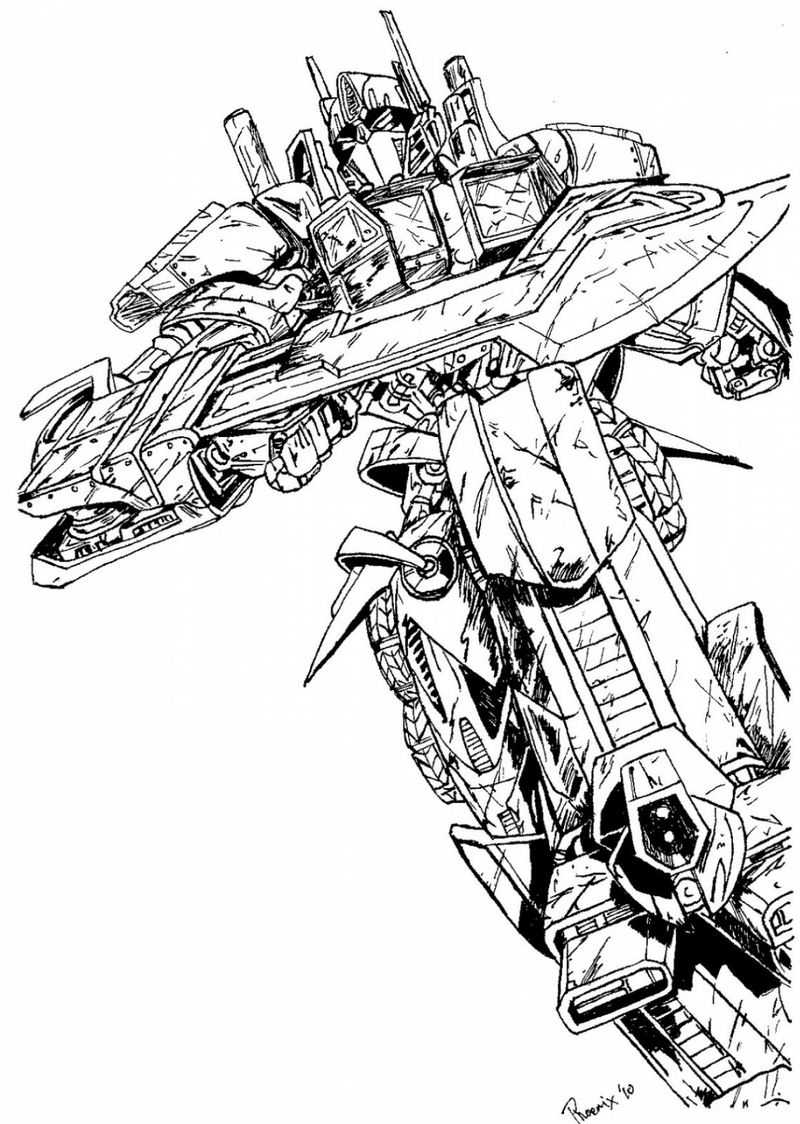 coloring optimus prime transformer optimus prime coloring pages free printable optimus prime optimus prime transformer coloring