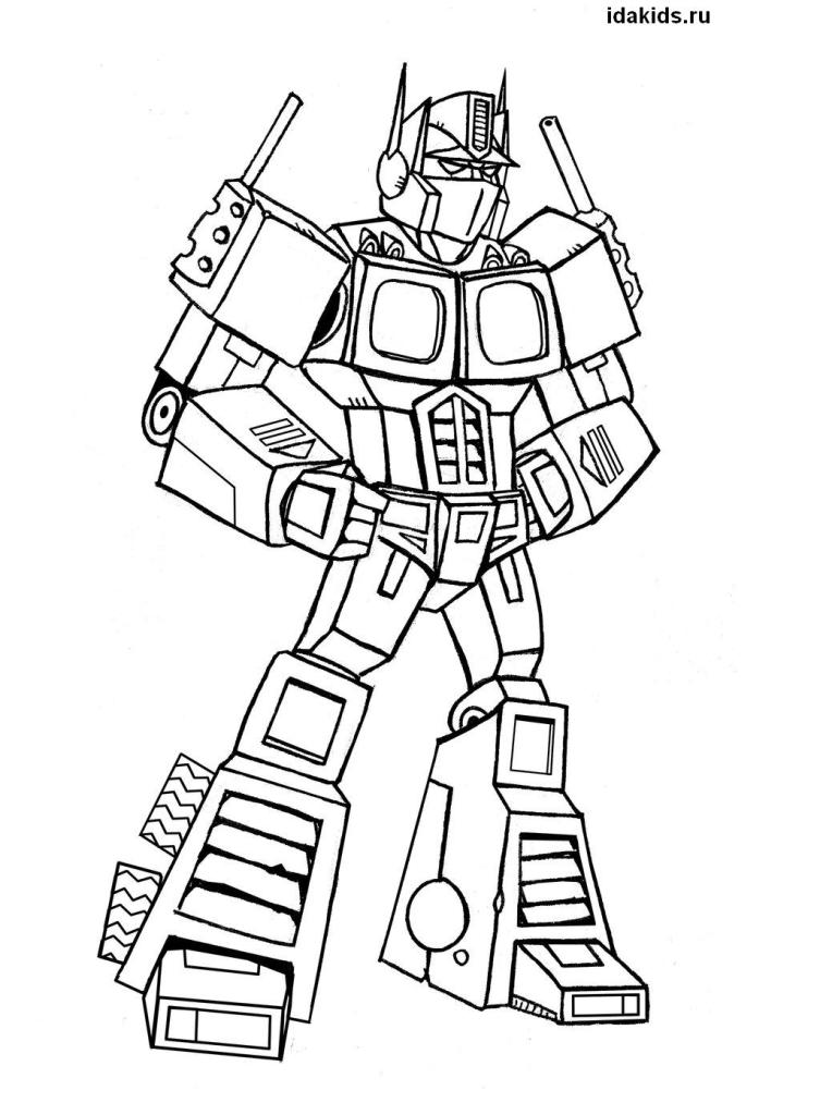 coloring optimus prime transformer optimus prime coloring pages free printable optimus prime optimus transformer coloring prime