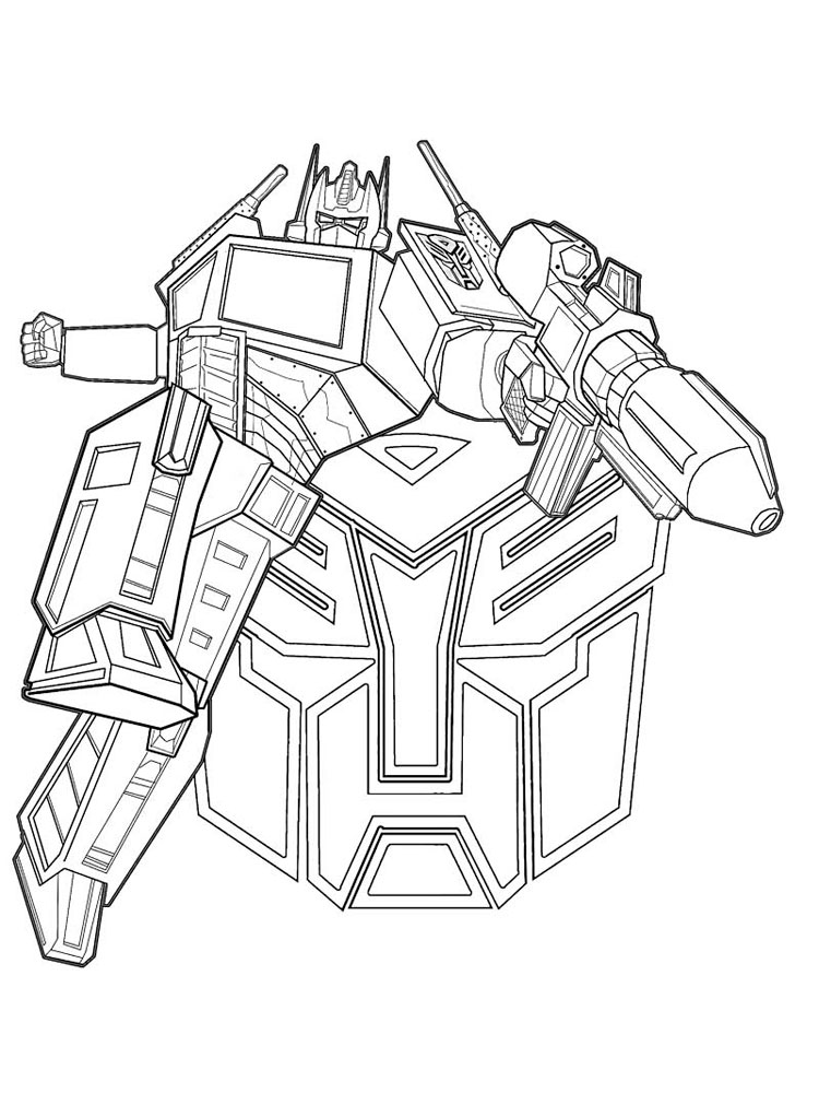 coloring optimus prime transformer transformer coloring pages optimus prime at getcolorings coloring prime optimus transformer