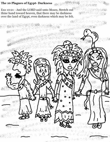 coloring page 10 plagues 10 plagues of egypt coloring pages coloring home 10 coloring page plagues