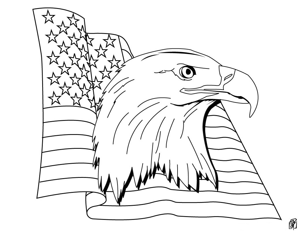 coloring page american flag american flag coloring pages best coloring pages for kids page coloring flag american