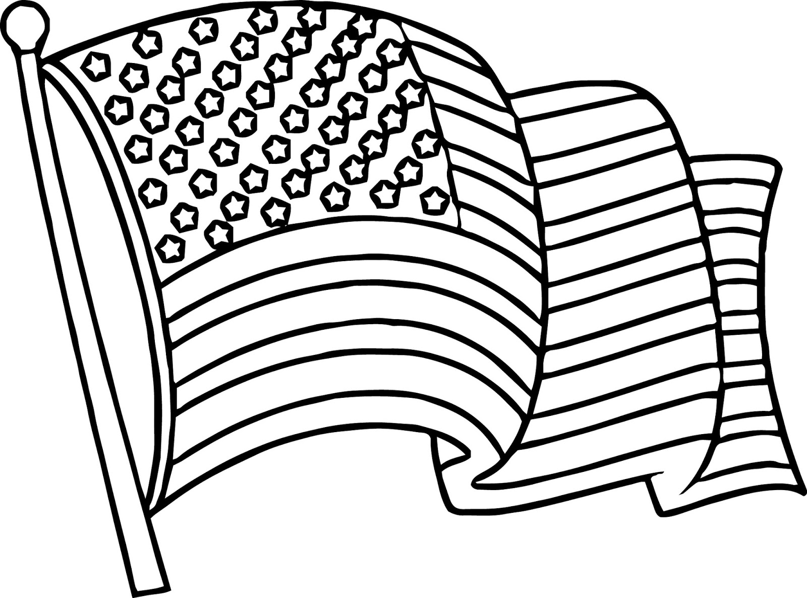 coloring page american flag american flag coloring pages you can print on the site flag american page coloring