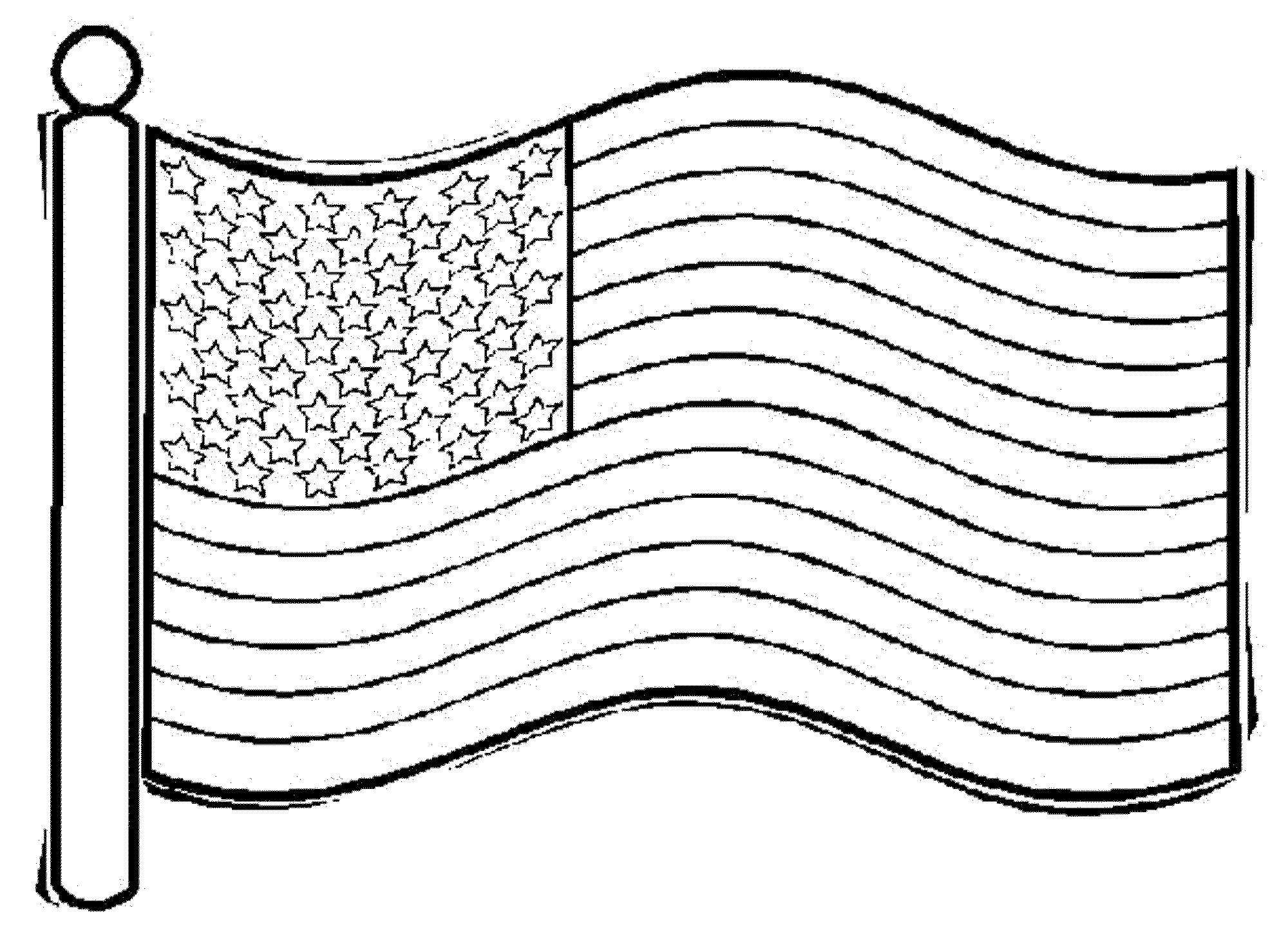 coloring page american flag usa flag coloring pages getcoloringpagescom coloring page flag american