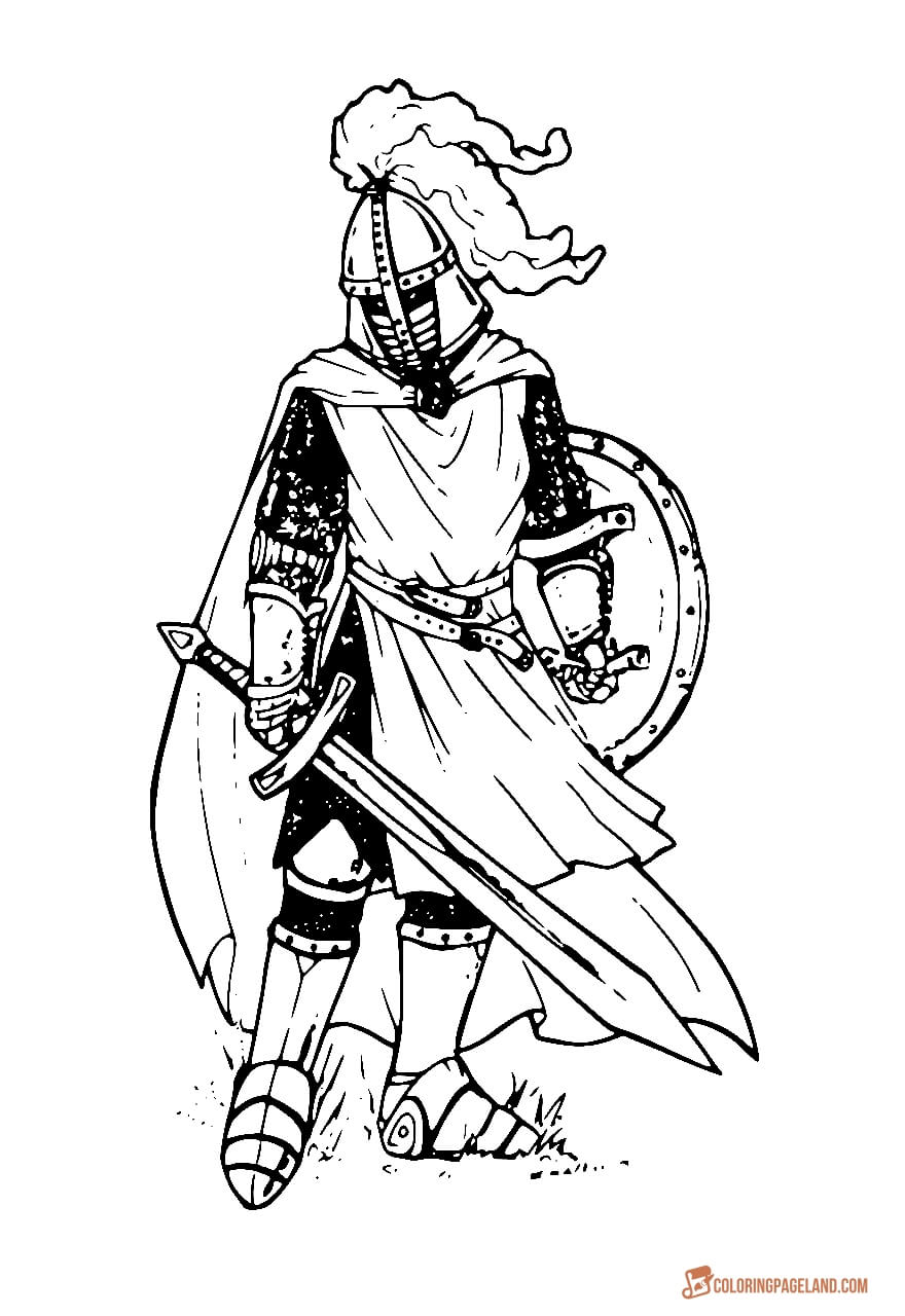 coloring page knight bluebonkers medieval knights in armor coloring sheets coloring page knight