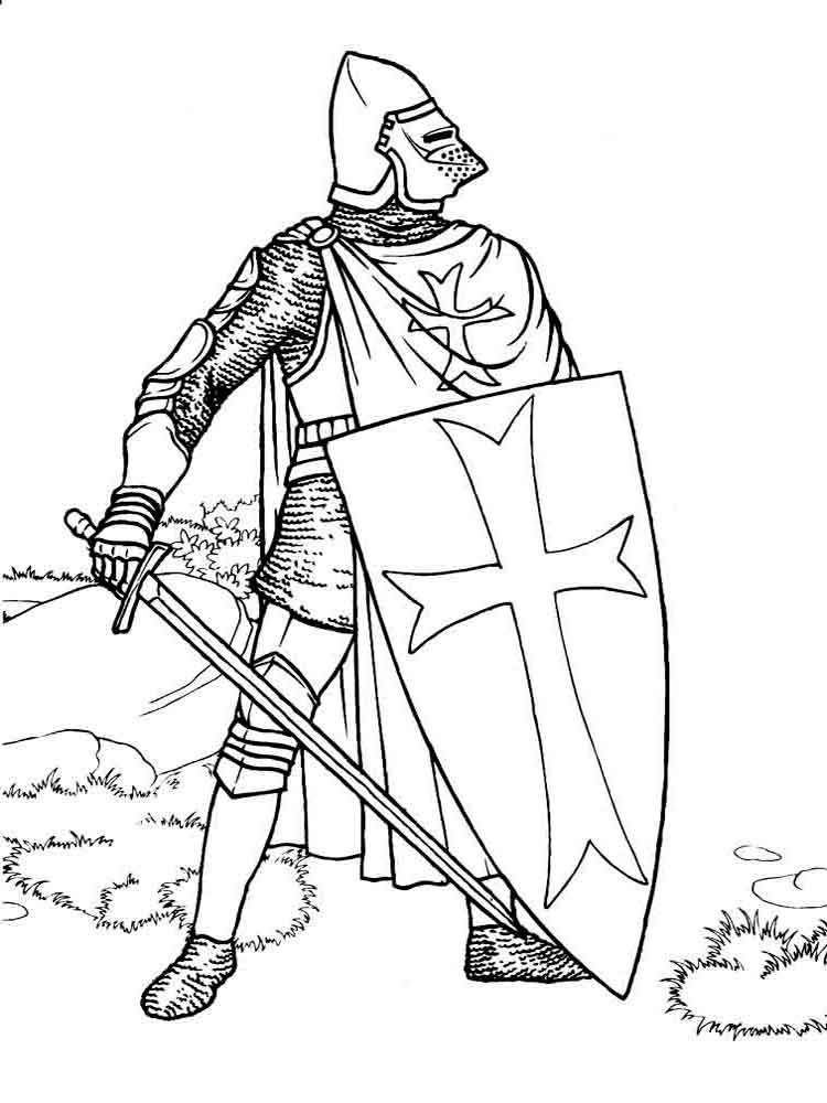 coloring page knight knight coloring pages to download and print for free knight coloring page