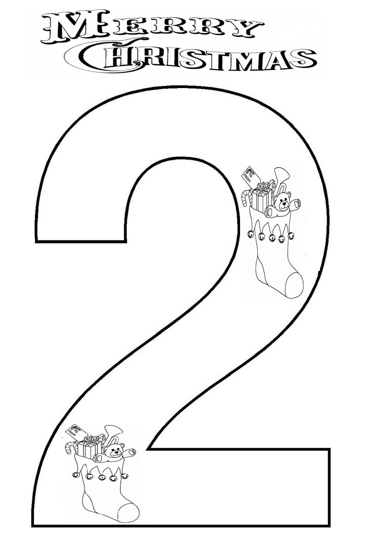 coloring page number 2 craftsactvities and worksheets for preschooltoddler and 2 number page coloring