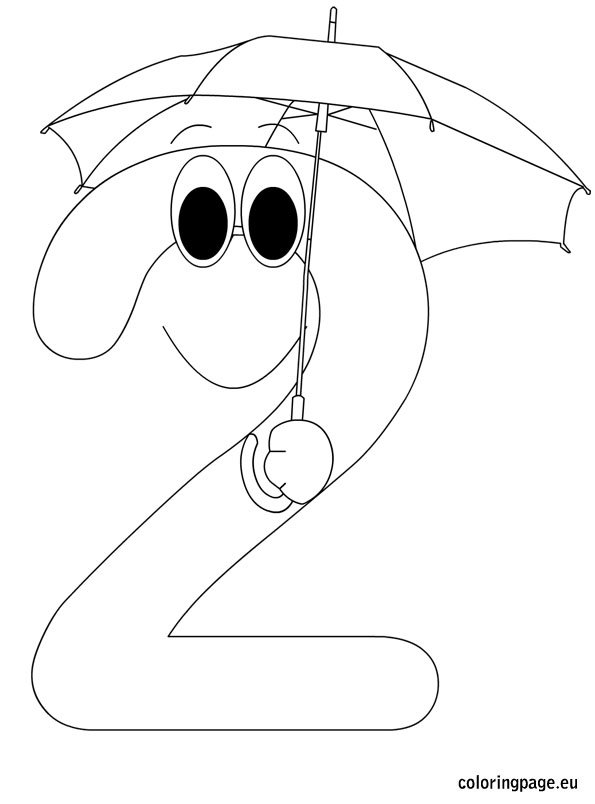 coloring page number 2 free coloring pages printable fun number two coloring pages page 2 coloring number