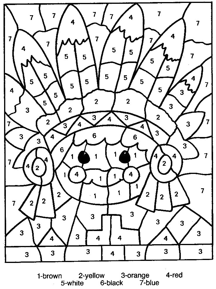 coloring page numbers number coloring pages 17 coloring kids coloring page numbers