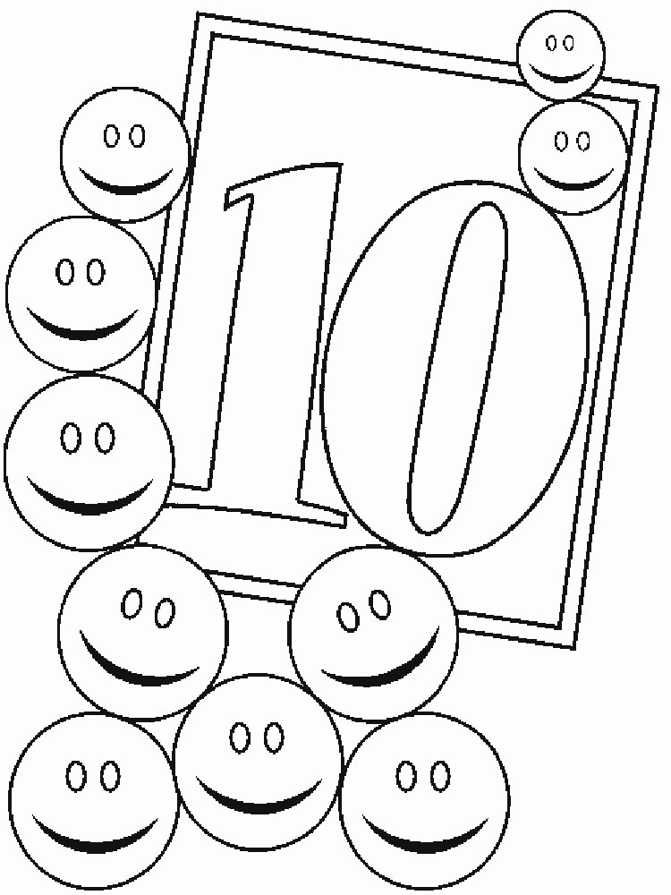 coloring page numbers number coloring pages coloring numbers page