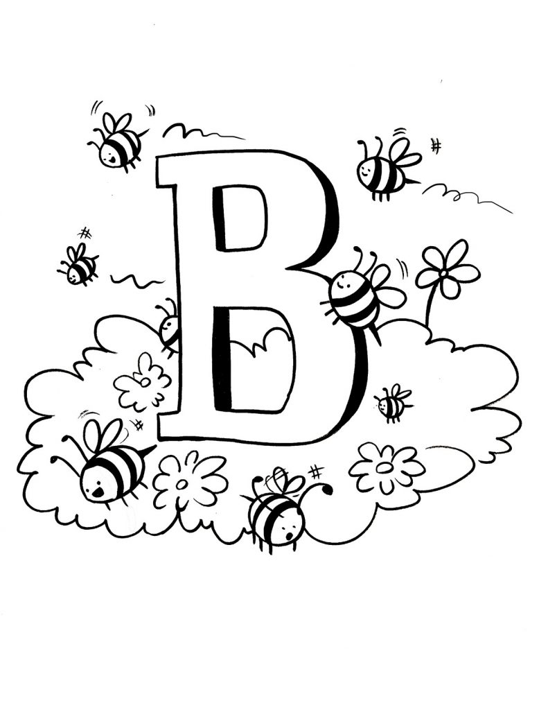 coloring page of bee 60 best images about bee coloring pages on pinterest bee coloring page of