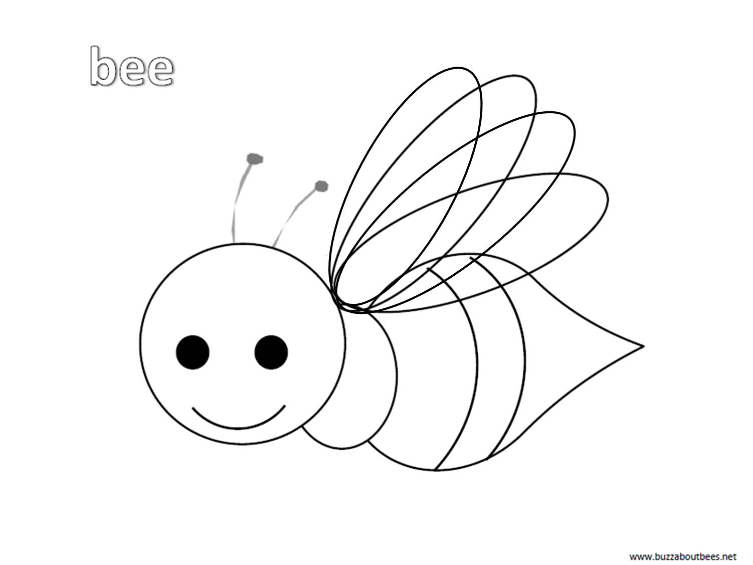 coloring page of bee bee coloring pages educational activity sheets and bee coloring page of