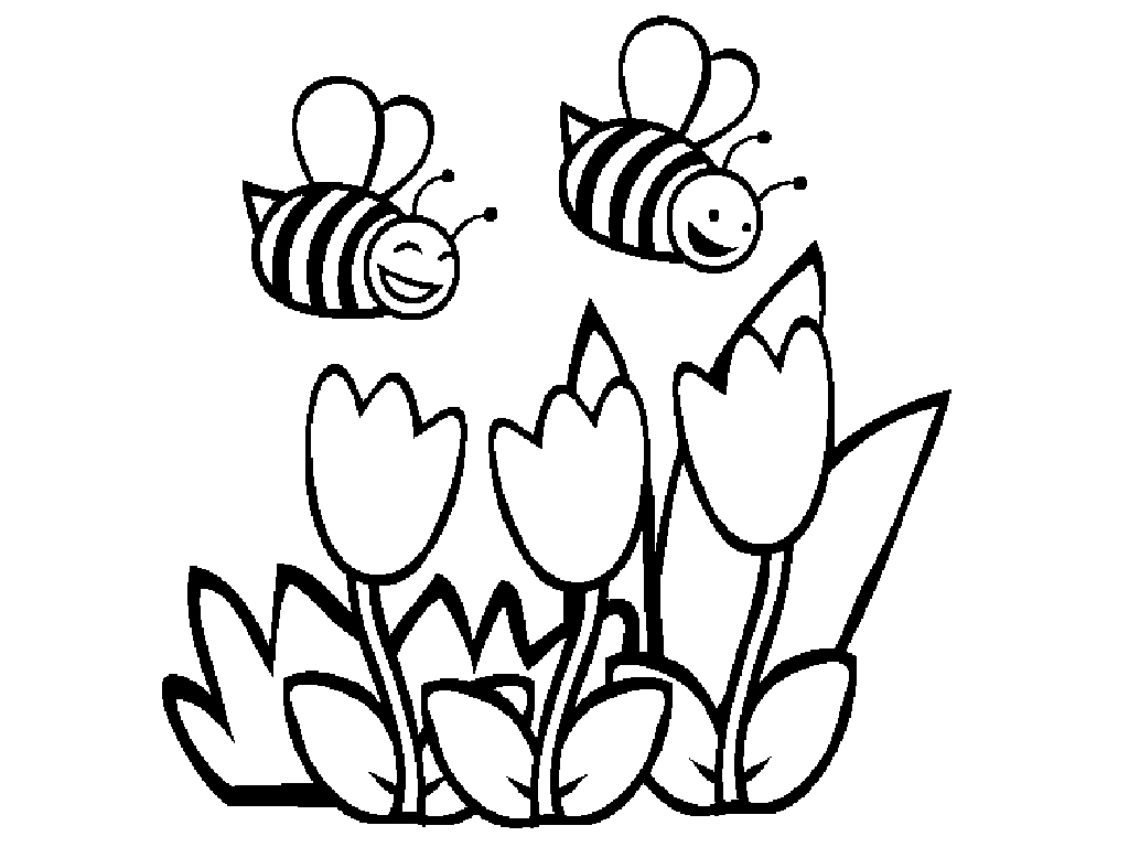 coloring page of bee bumble bee coloring page at getcoloringscom free page coloring of bee